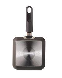Grey Square Mini Frying Pan