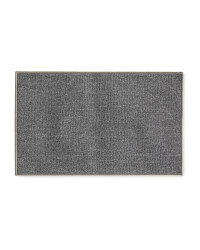 Grey Washable Mat