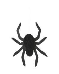 Halloween Party Honeycomb Spiders