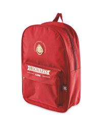 Harry Potter Burgundy Backpack