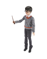 Harry Potter Doll With Wand