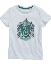 Harry Potter Kids Grey Slytherin Top