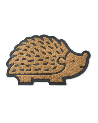 Hedgehog Garden Friends Doormat