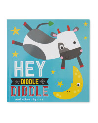 Hey Diddle Diddle Picture Book