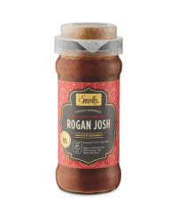 Hot Curry Sauces - Rogan Josh