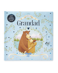 I Love You Grandad Padded Story Book