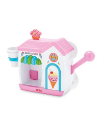 Ice Cream Maker Bubble Machine - Pink