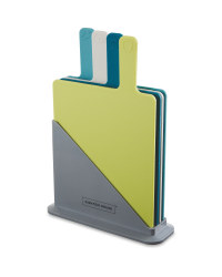 Index Chopping Board Set 4 Pack