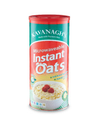 Kavanagh's Instant Oats Caddy