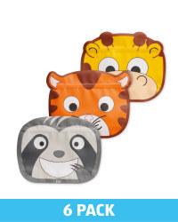 JOIE Safari Animal Zip Seal Bags