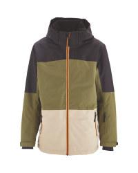 Khaki Junior Snow Jacket