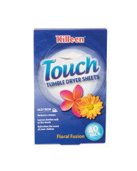 Killeen Touch Dryer Sheets