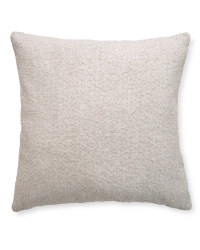 Kirkton House Bouclé Cushion 2 Pack - Sand
