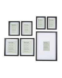 Kirkton House Multipack Frames - Black