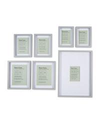 Kirkton House Multipack Frames - Grey