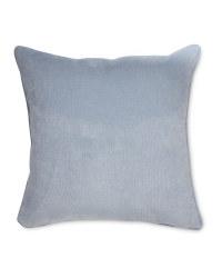 Kirkton House Plain Cushion - Blue