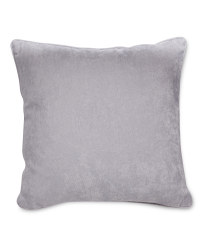Kirkton House Plain Cushion - Grey