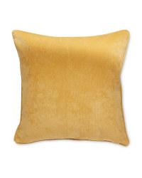Kirkton House Plain Cushion - Ochre