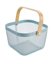 Kitchen Storage Baskets - Blue
