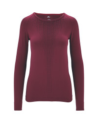 Ladies' Berry Base Layer Top