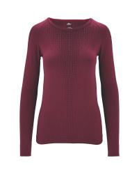 Ladies' Berry Base Layer Shirt