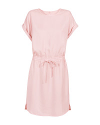 Avenue Ladies' Pink Lyocell Dress