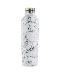 Large Marble Insulated Bottle 750ml