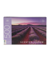 Lavender Scented Jigsaw