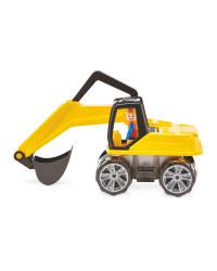 Lena Excavator Toy