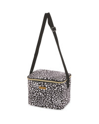 Leopard Print Cooler Lunch Bag