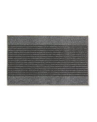 Light/Dark Grey Washable Mat