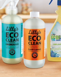 Lilly's Eco Clean Floor Cleaner