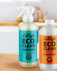 Lilly's Eco Clean Degreaser/Descaler