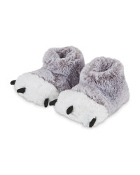 Lily & Dan Claw Slippers