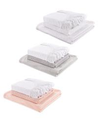 Lily & Dan Cot Bed Starter Set