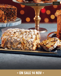 Luxury Topped Stollen