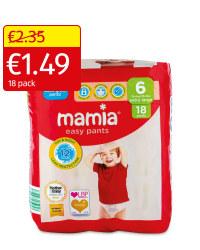 Mamia Ultra Dry Easy Pants XL Size 6