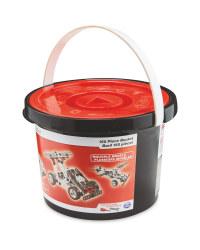 Meccano 150 Piece Bucket