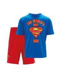 Men's Superman Pyjama's