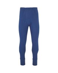 Men's Thermal Long Johns - Blue