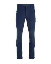 Men's Navy Outdoor Trousers