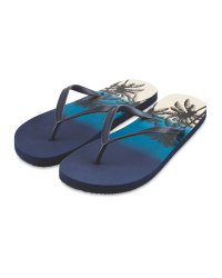 Avenue Men's Ombre Flip Flops