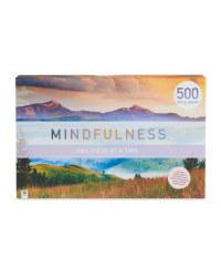 Mountains Mindfulness Jigsaw