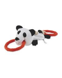 Panda Deluxe Dog Tug Toy