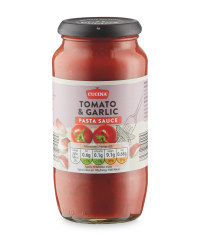 Pasta Sauce - Tomato & Garlic