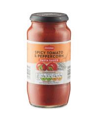 Pasta Sauce - Tomato & Peppercorn