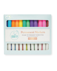 So Crafty Permanent XL Marker Pack
