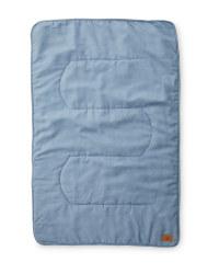Pet Collection Blue Pet Blanket