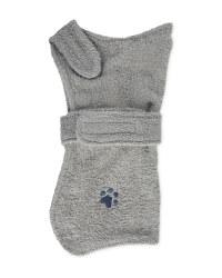 Pet Collection Grey Towel & Coat