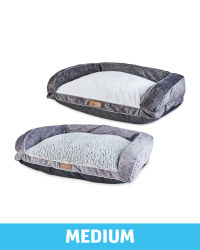 Pet Collection Medium Pet Soft Bed